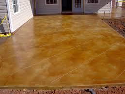Decorative Floor Painting Ideas Acid Stain Sted Concrete Sted Concrete Project Concrete
