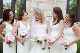 and white bridesmaid dresses top 10 colors for bridesmaid dresses tulle chantilly wedding