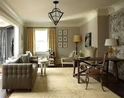 benjamin moore edgecomb gray for a traditional bedroom with a