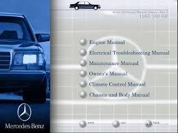 documentation mercedes w126 manuel sur cd page 1 classe s