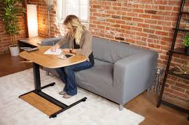 this desk was designed for the multi tasker curbed