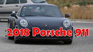 generation porsche 911 generation 2018 porsche 911 with a hybrid powertrain