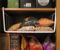 Under Cabinet Kitchen Storage by Floor Orig Tidy Tova Under Cabinet Shelf Baskets Small Pantries To