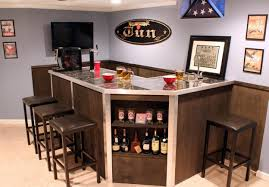 bar marvelous best basement finishing ideas with finish basement