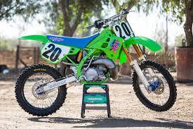 evo motocross bikes for sale racer x films 1990 kx250 project 90 youtube