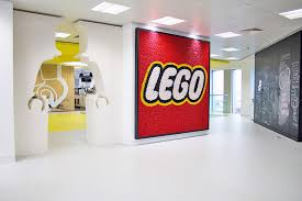 Lego Office Lego Unveils Office Built With Their Famous Blocks Hr Operations