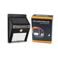 solar motion sensor outdoor light solar lights 10 led wireless waterproof motion sensor outdoor