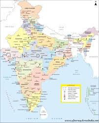 Map With State Names by High Resolution India Map A Journey Across India