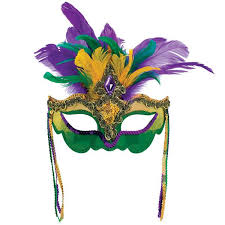 mardi gras mask venetian feather mardi gras mask stumps
