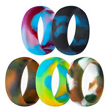 jewelry rubber rings images Jude jewelers 5 pack size 5 15 rubber silicone rings jpg