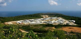 christmas island immigration reception and processing centre