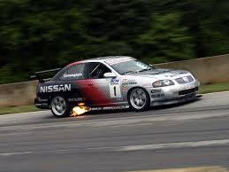 nismo nissan sentra se r spec v racing car b15 u00272004