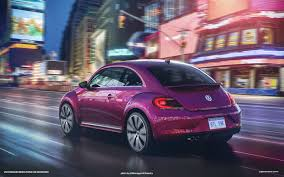 volkswagen beetle 2013 modified 2015 pink color edition all the vw beetle special editions se