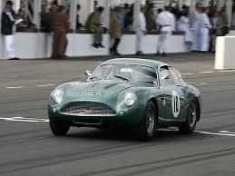 vintage aston martin race car vintage supercar gallery 1961 aston martin db4 gt zagato 5
