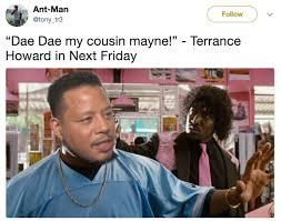 Howard Meme - terrence howard mayne memes top 10 funniest empire bbk