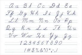9 fancy cursive letters free u0026 premium templates