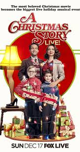 christmas story leg l amazon a christmas story live tv movie 2017 full cast crew imdb