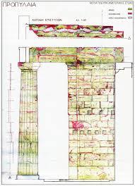 acropolis restoration service documentation of surface damages