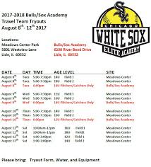 Chicago bulls sox youth academy pop up