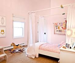 Girls Bedding And Curtains by Bedroom With Pink And Gray Paisley Curtains Transitional