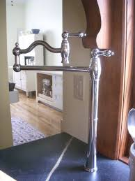 show me your pot filler faucets