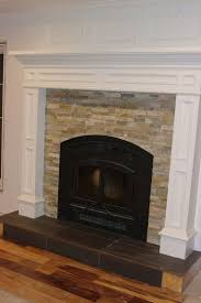 Paint Tile Fireplace by Tile Fireplace Surround Ideas There Was Some Suggestions To