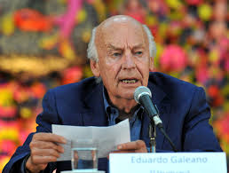 eduardo galeano author and journalist dies at 74 la times