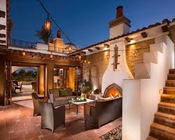 spanish revival house style house and home design