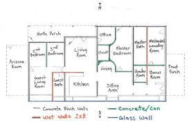 Floor Plans Alberta Cost Effective Passive Solar Design Greenbuildingadvisorcom Small