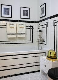 deco bathroom ideas lagrange interiors deco bathroom with drop in tub and