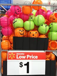 no halloween 1 pumpkin halloween baskets at walmart no price match needed
