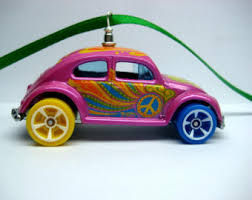 vw bug ornament etsy