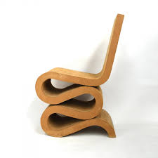 vintage wiggle chair by frank gehry for vitra for sale at pamono