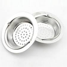 HangQiao Portable Drain Cover Kitchen Sink Strainer Stainless - Kitchen sink portable
