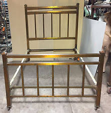 Vintage Bed Frames Vintage Brass Bed Ebay