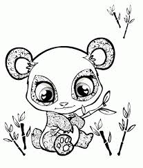 free printable coloring pages of cute animals many interesting