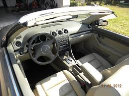 audi convertible interior 2005 audi a4 convertible news reviews msrp ratings with
