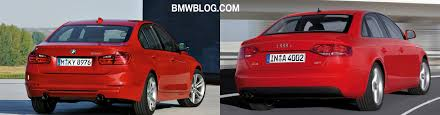 2009 audi a4 vs bmw 3 series bmw photo gallery
