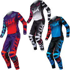 fox youth motocross gear fox racing 180 womens motocross jersey