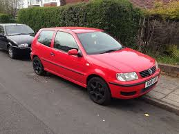 volkswagen polo 1 0 red 2000 x reg spairs or repair read