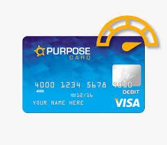 custom prepaid cards features purpose card