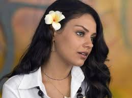 hair flowers how to make floral hair hair flowers similar to mila kunis