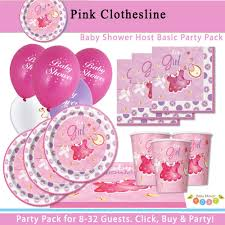 baby shower packs and kits cost effective party packs
