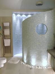 Walk In Shower Without Door Contemporary Master Bathroom With Shower Walk In