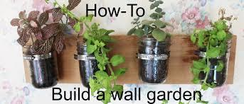indoor wall herb garden diy rain gutter garden image of home
