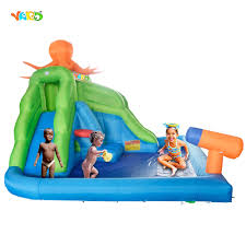 compare prices on inflatable pool slide backyard online shopping