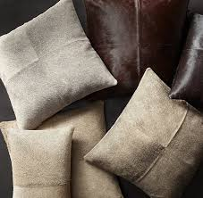 Cowhide Pillows American Cowhide Pillow Cover