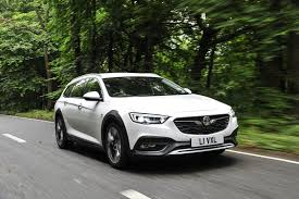 vauxhall insignia wagon white 2018 vauxhall insignia country tourer shines in new press