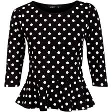 polkadot top party it up printed style with one of my favorite looks polka