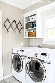 Laundry Room Wall Storage 10 Tips For A Functional Laundry And Mud Room Maison De Pax